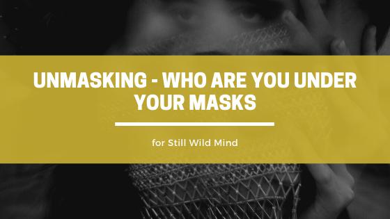 unmasking blog post title
